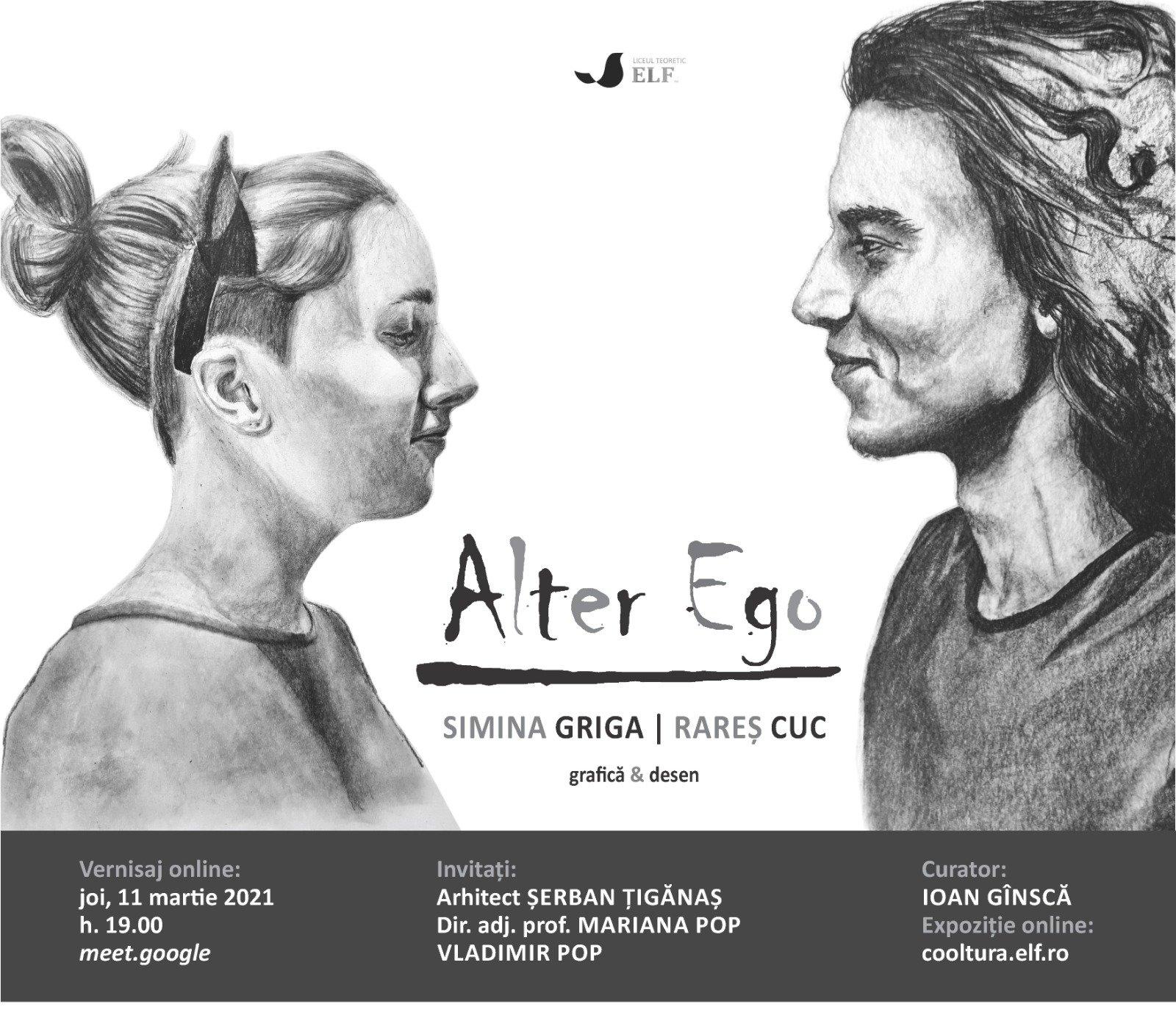 ALTER EGO – Grafică & Desen