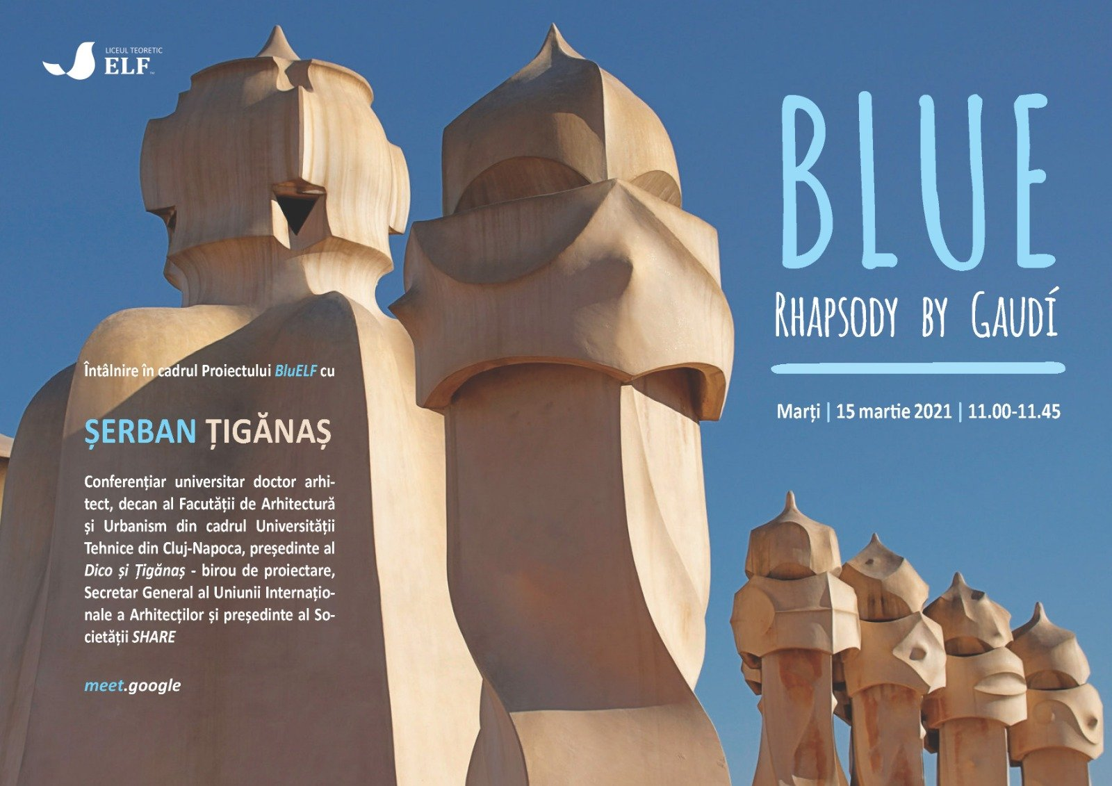 Read more about the article BLUE, Rhapsody by Gaudí