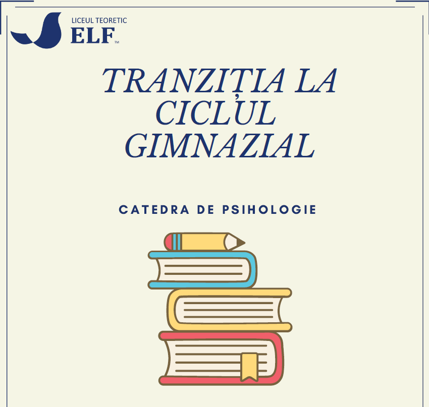Read more about the article Tranziția la ciclul gimnazial